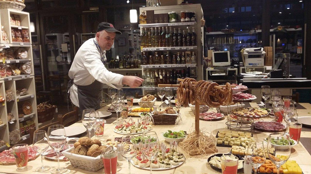 Piccola ristorazione dal Marcante