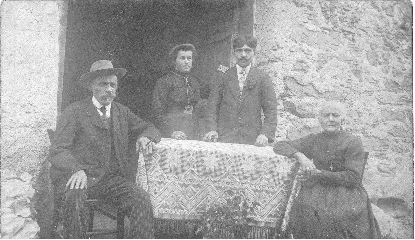 Riccardo e Maria Banal