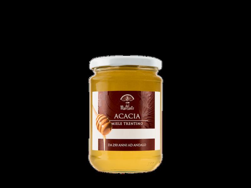 prodotti tipici Trento - miele dal Marcante